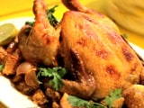 Tandoori Masala Roast Chicken