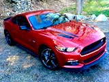 Exclusive: Ford Mustang First Drive Review