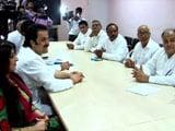 Video: Bhupinder Hooda Cries Foul, Congress Wants Re-Poll In Haryana