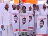 Video : Rahul Gandhi To Lead Protest Against Drugs Problem In Punjab