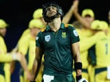 Soft Wickets Cost South Africa Match vs Australia: Du Plessis