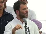 Video : Can End Punjab's Drug Problem In A Month If We Come To Power: Rahul Gandhi