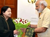 Video : GST Impacts Fiscal Autonomy Of States Like Tamil Nadu: Jayalalithaa To PM Modi