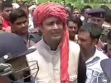 Video: BJP's Sangeet Som Issues Ultimatum After 'Yatra' To Kairana Is Stopped