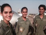 India's First Women Fighter Pilots Get Wings