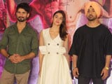 Video : Shahid, Alia on High Court's Verdict on Udta Punjab