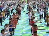 Video : योग दिवस : दिल्ली में कनॉट प्लेस के अलावा 6 अन्य जगहों पर कार्यक्रम