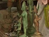 Video : 500 Stolen Antique Idols Seized By Tamil Nadu Police