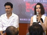 Video : Kangana Ranaut on Salman's 'Raped Woman' Comment