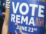 Video: As Britain Votes On Brexit, European Union Considers The Impact