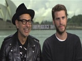 Video : Liam Hemsworth's Bollywood Dreams