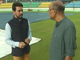 Video: Walk The Talk With Anurag Thakur, BCCI President (Part 1)