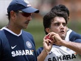 Video: Sourav Ganguly to NDTV: Why Was Ravi Shastri Not Present in Person?