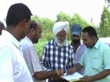Video : Alleged Land Scam At Hoshiyarpur, Fingers Pointed At Akali Leaders