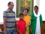 Video: 6 साल बाद भारत लौटा सोनू, सुषमा स्वराज ने गले लगाया