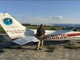 Video: Professor From Ranchi Flew His Aircraft Back From US. All For A Promise