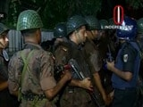Video: Hostage Crisis At Dhaka Restaurant, 2 Policemen Dead; ISIS Claim Attack