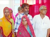 Video : No Pension For Months, Rajasthan Villagers Declared 'Dead' In Records