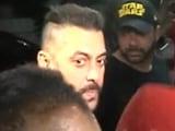 Video : माफ़ी मांगने के सवाल पर भड़के सलमान खान