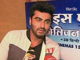 Video: Arjun Kapoor Debuts as Buck in Ice Age 5