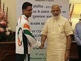 Video : रियो ओलिंपिक जाने वाले भारतीय दल ने की पीएम से मुलाकात