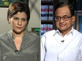 Video : Narasimha Rao Has Blotted Record As PM: Chidambaram To NDTV