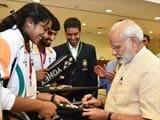 Video: Olympic Debutants Vinesh, Sindhu Eye Medals at Rio Games