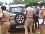 Video : 7-Year-Old Daughter In Car, He Tried To Burn Wife's Chopped Up Body