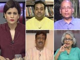 Video: Smriti Irani Removed From Education Ministry: What's The Political Message?