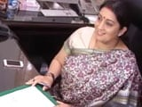 Video : Smriti Irani Loses Education to Prakash Javadekar In Mega Cabinet Reset