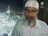 Video : In WhatsApp Video, Zakir Naik Says 'Didn't Inspire Dhaka Attack'