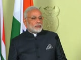Video : Gandhi Belongs As Much to South Africa As To India: PM Modi