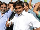 Video : Hardik Patel, 22, Gets Bail In Sedition Cases, But Must Leave Gujarat