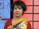 Video : Islam Needs To Accept Criticism: Taslima Nasreen