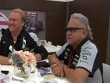 Video : Vijay Mallya Makes Rare Public Appearance In UK Ahead Of F1 Race