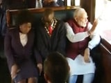 In Durban, PM Modi Retraces Mahatma Gandhi's Train Journey