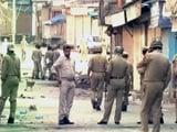 Video: इंडिया 9 बजे : आतंकी की मौत पर घाटी में बवाल