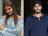 Video : Arjun Kapoor, Anushka Sharma to Co-Star in Kaneda?