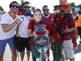 Paris Prepares For Euro Final