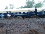 Train Derailed, Cars Washed Away As Flash Floods Strike Maharashtra