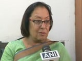 Video : 'President Accepted Resignation Reluctantly:' Najma Heptulla, Ex-Minister