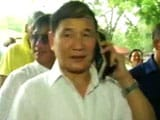 Video : Arunachal Chief Minister Nabam Tuki To Seek More Time For Floor Test