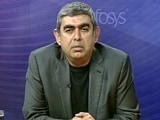 Video : Infosys CEO Vishal Sikka Explains Q1 Earnings Miss
