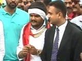 Video : Hardik Patel,22, Leaves Jail 9 Months After Being Arrested For Sedition