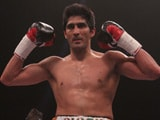Video: Vijender Singh Goes Eyeball-to-Eyeball With Kerry Hope