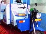 Video: ई रिक्शा बाजार में आया नया प्रोडक्ट