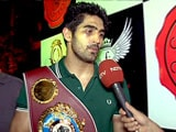 Video : The Real Test For Me Will Start Now: Vijender Singh