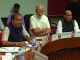 Video: It's Not About Who Gets Credit For GST, PM Modi Says At All-Party Meet