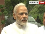 Video: Parties In Mood To Take Good Decisions, Says PM Modi On Monsoon Session