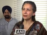 Video : Navjot Singh Sidhu Has Quit BJP, But I Haven't, Says Wife